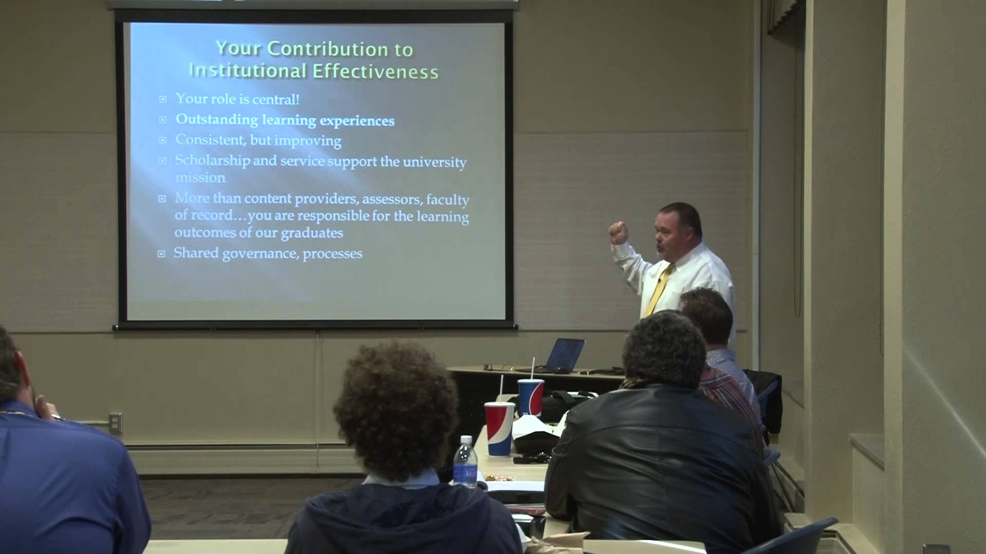 Your contribution lecture