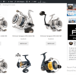 The Fishing Pro Shop has all-new e-commerce enables website and content stream online at http://fishingproshop.co.za