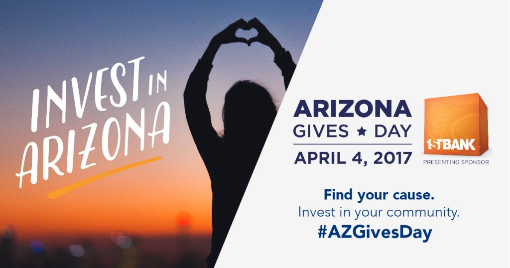 AZ Gives Day - TigerMountain Foundation
