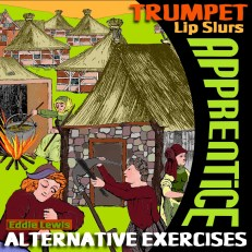 Trumpet Apprentice Alternative Lip Slurs