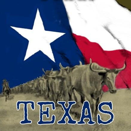 Texas for Brass Quintet Sheet Music