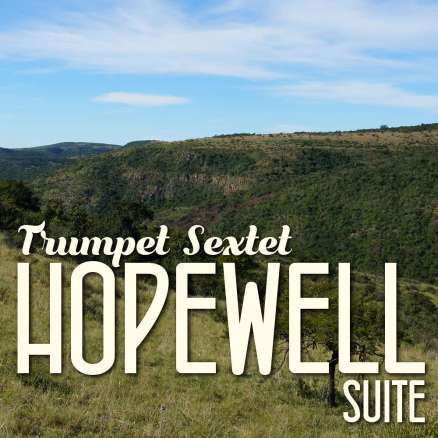 Hopewell Suite Trumpet Sheet music Trumpet Ensemble Trumpet Sextet