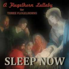 Sleep Now for Flugelhorn Trio Sheet Music