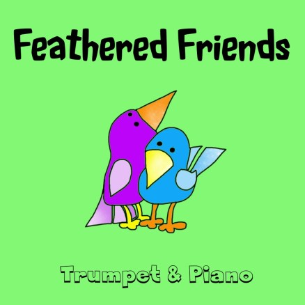 Feathered Friends Beginner Trumpet Solo Sheet Music PDF