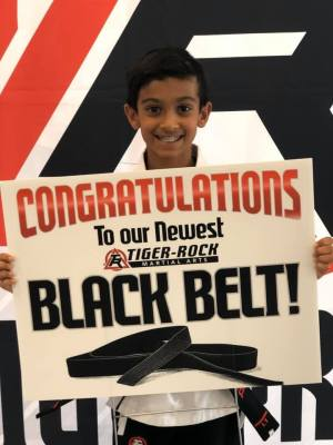 become a blackbelt