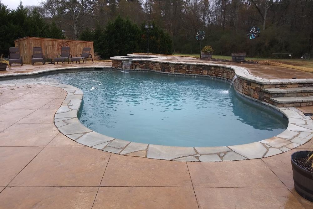 Swimming Pool Installation Atlanta GA