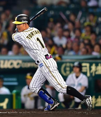 平成の阪神生え抜き野手で一番の選手は?