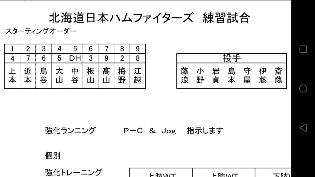 【虎実況】練習試合 阪神 対 日本ハム(宜野座)[2/17]13:00~