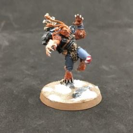 Wulfen Clawfinger