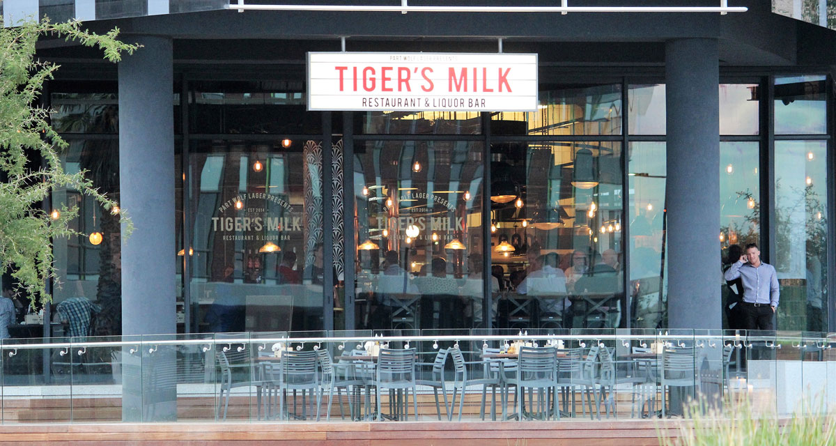 Century City Tigers Milk