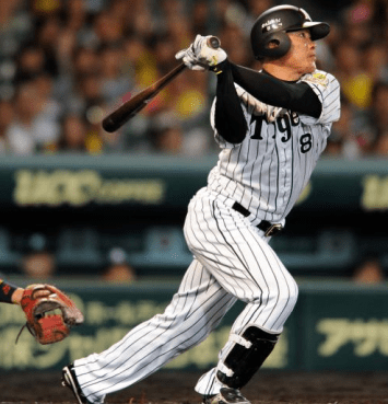 Kosuke Fukudome Best Nine 2015