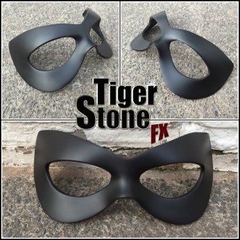 Harley Quinn Mask by Tiger Stone FX