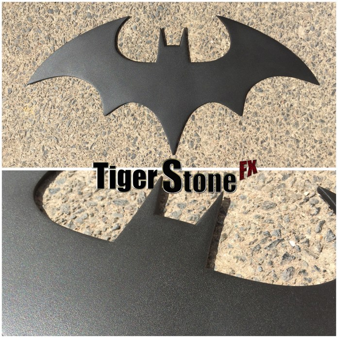 Tiger Stone FX Hush Batman Emblem