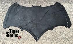 Smaller Batman v Superman Dawn Of Justice chest emblem by Tiger Stone FX