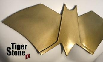 Batman Arkham Knight Batgirl chest emblem by Tiger Stone FX