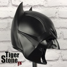 Batman Noel inspired cowl : mask by Tiger Stone FX (2)