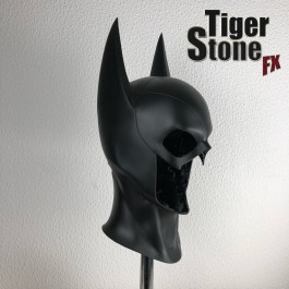 Batgirl cowl (long eared) made by Tiger Stone FX