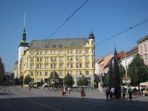 Freedom Square Brno