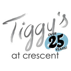Tiggy's at crescent Art Studio