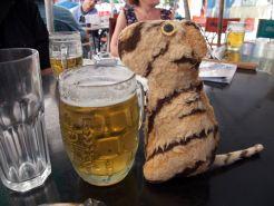 Tiger Beer at La Boca, BA,Argentina