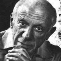 Picasso en la lujuria y ambición