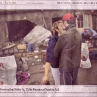 TERREMOTO EN CHILE DE GRANDES CONSECUENCIAS