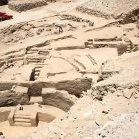 Plaza circular de 5500 años descubren en Peru