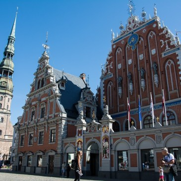 Riga city break – how to spend the weekend