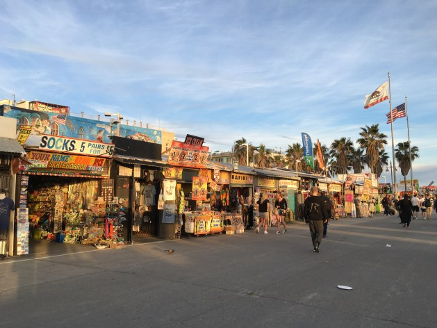 USA West Coast Road Trip - Venice Beach, Los Angeles