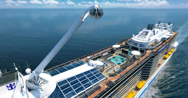 largest cruise ships quantum