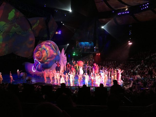 Cirque du Soleil Mystere review