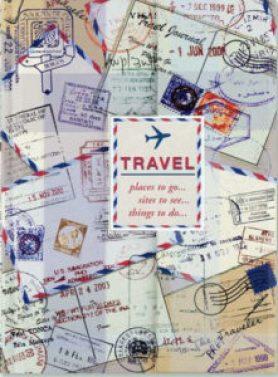 Unique travel journal ideas