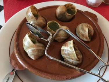 escargot snails