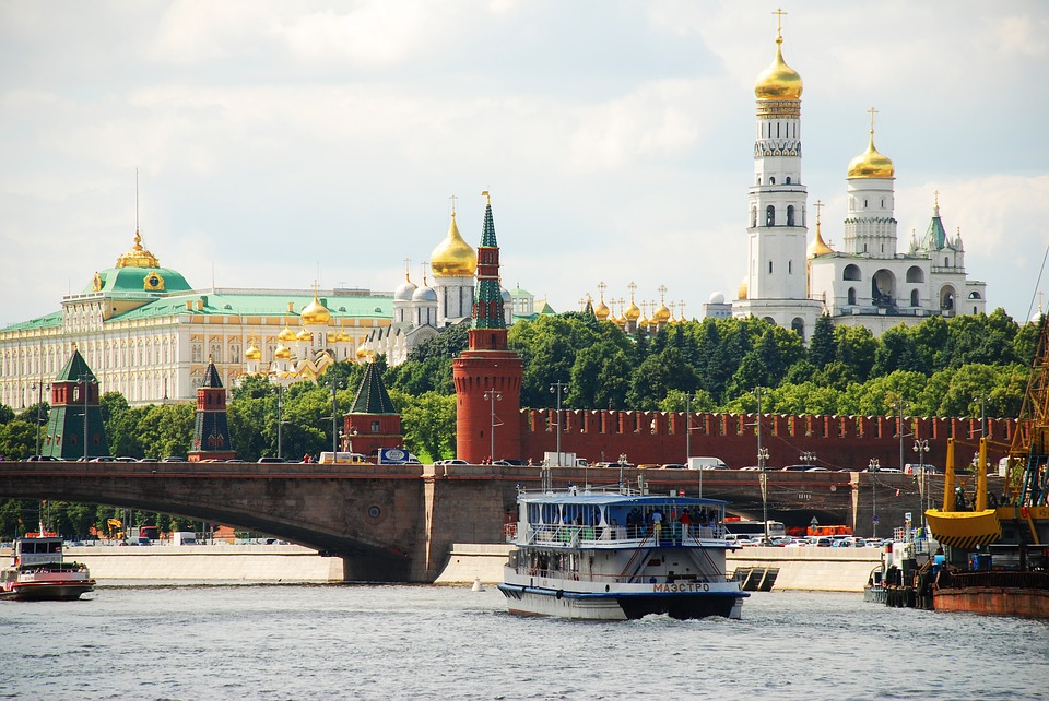 Places to visit in Moscow Russia in November