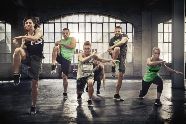 working out while traveling - body combat