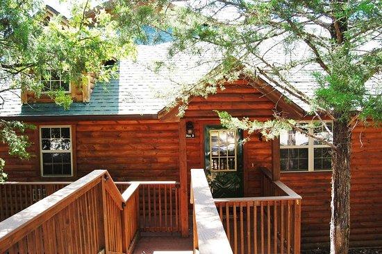 Branson Missouri cabins
