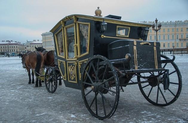 Tourist Traps in Europe - Saint Petersburg
