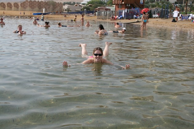 day trip to dead sea from Eilat