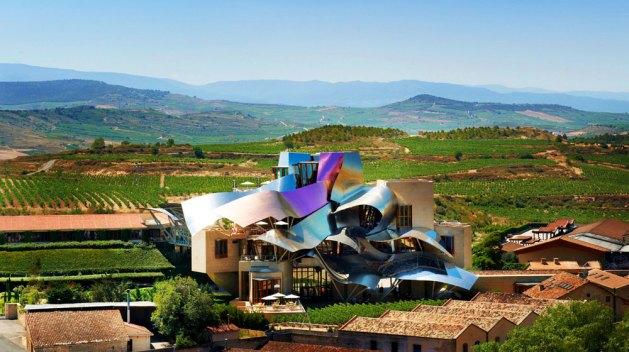 Hotel Marques de Riscal - Spain