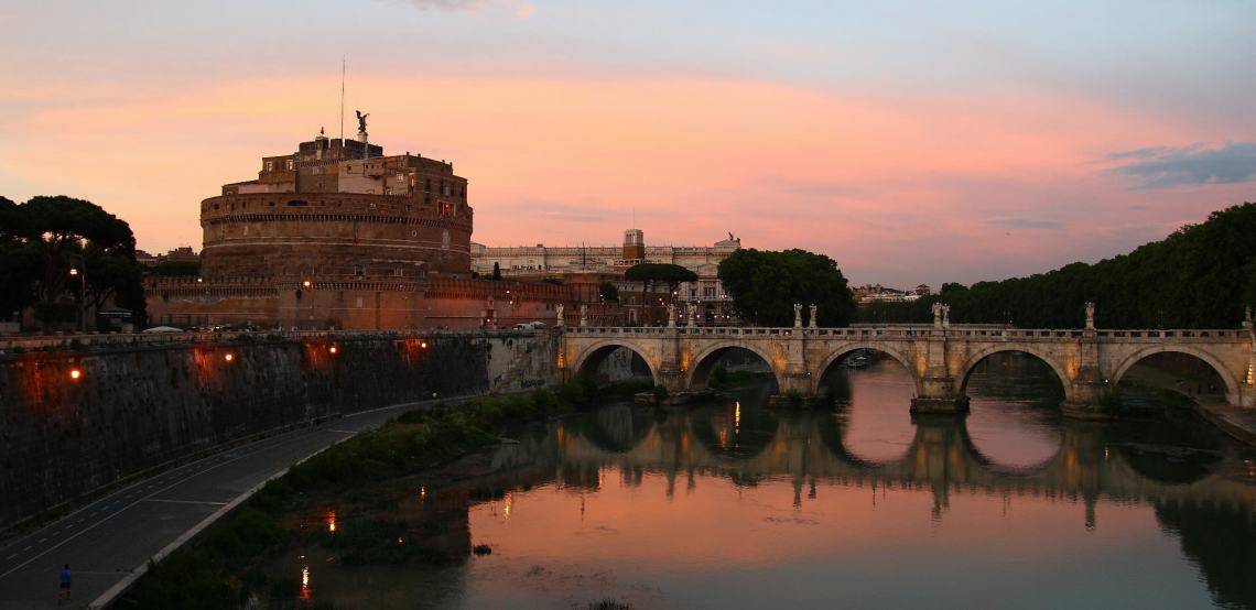 Rome points of interest - Castel Sant Angelo