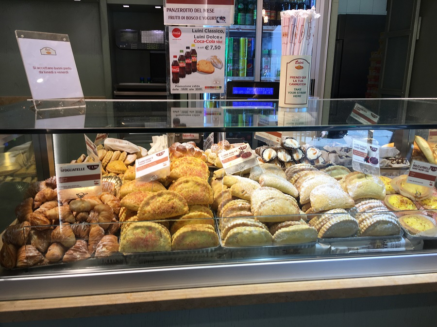things to do in milan in one day - bakery