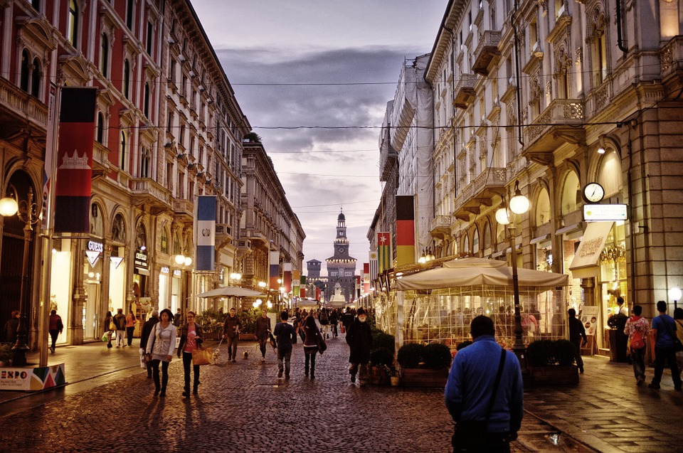 Things to do in Milan in one day