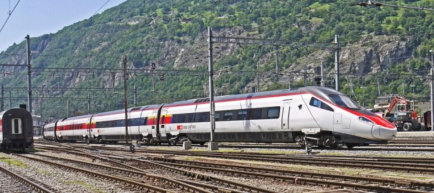 best way to see italy in a week trains