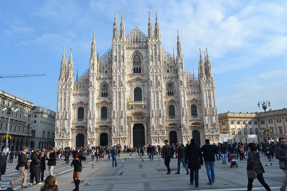 Things to do in Milan in one day - Duomo