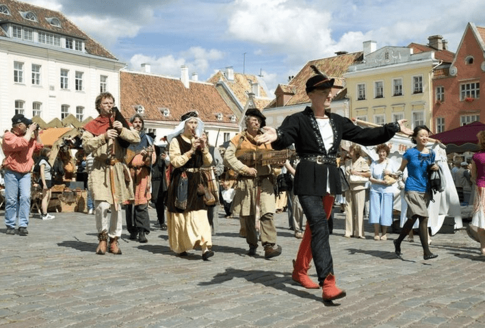 reasons for visiting Estonia - culture