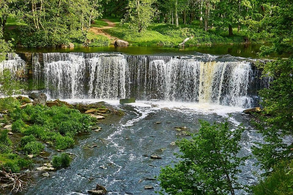reasons for visiting Estonia - nature