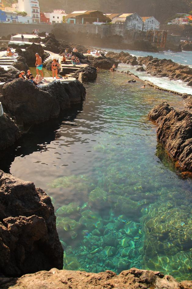 things to do in tenerife - Garachico natural pools