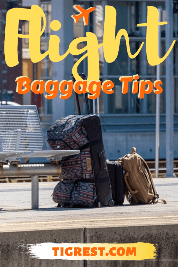 Flight baggage tips and hacks