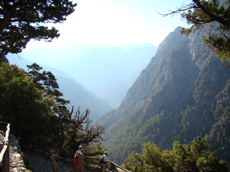 Samaria Gorge from Chania – how to visit without a tour