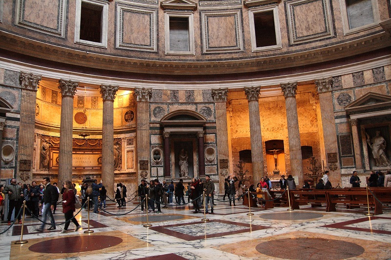 3 Days Rome Itinerary - Pantheon